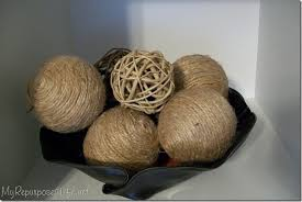 Decorator Balls Decorative jute balls My Repurposed Life 76