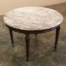 teak wood marble top coffee table