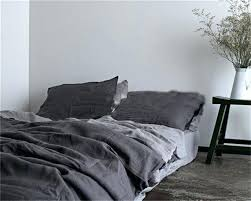 washed linen duvet cover grey washed linen duvet cover king size bed linen french linen duvet washed linen duvet cover