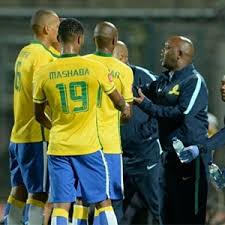 Official twitter of mamelodi sundowns f.c. Pitso The Bus Is Going To Be Parked Sport