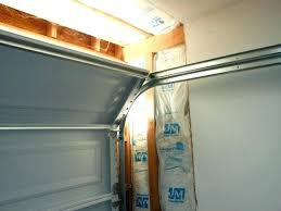 low ceiling garage door opener super sneaky garage doors garage door low ceiling garage door opener