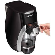programmable single serve coffee maker