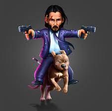 Keanu Reeves and Dog Wallpaper, HD ...