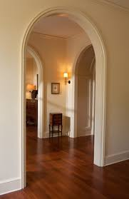 (thicker crown molding...) | for your home | Pinterest | Crown, Doors and  Arch