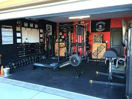 garage gym ideas equipment single i33