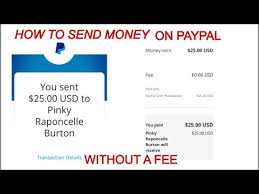 fee paypal to paypal fund transfer