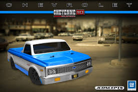 All Chevy chevy c10 body styles : 72 Chevy C10 Body | JConcepts