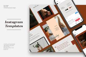 You can download the fonts from here and use it anywhere you want. Corporate Instagram Feeds Graphic By Qohhaarqhaz Creative Fabrica