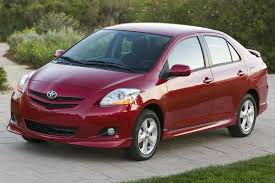 2007 Toyota Yaris - Information and photos - ZombieDrive