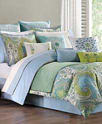 blue and green bedding. Delighful And Echo Sardinia Reversible Bedding Collection 300 Thread Count 100 Cotton On Blue And Green E