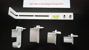 details about for closetmaid installation wire shelving drilling template for 16 deep