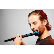a handmade wooden flute played by brian haitz common irish folk instrument