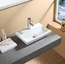 compact cloakroom bathroom countertop ceramic basin sink 6 stylish designs