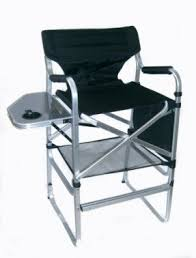 fold up chairs with side table. professional tall lightweight folding directors chair with side table, footrest, cup holder, carry fold up chairs table a