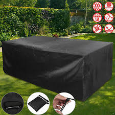 extra large outdoor furniture covers. extra large garden rattan outdoor furniture cover patio table protection black covers