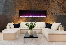 72 kennedy commercial grade recessed and wall mounted electric fireplace