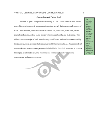 sample effect essay year 4