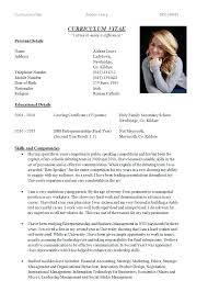 Cv Format Latest 2013 Professional Resumes Sample Online