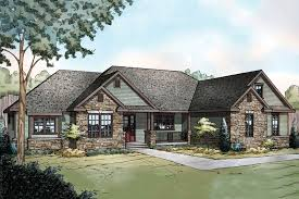 Ranch Style House Plan - 3 Beds 2.50 Baths 2283 Sq/Ft Plan #124