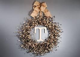 Large Willow Monogram Wreath / Front Door Wreath / Pip Berry ...
