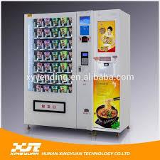 Cup Noodle Vending Machine Enchanting Cup Noodle Vending MachineNoodle Vending Machine With Hot Water