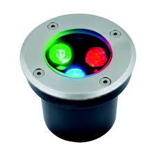 Купить <b>ULU</b>-<b>B10A</b>-<b>3W</b>-<b>RGB IP67</b> GREY <b>Светильник</b> ...