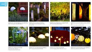 ikea exterior lighting. Ikea Solar Powered Lights The Band From Exterior Lighting M