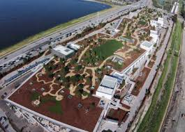facebook office palo alto. An Aerial View Of Facebook\u0027s New Campus, An Expansion Its Current  Headquarters In Menlo Park, Calif. The LEED-certified Building, Known As MPK 20, Facebook Office Palo Alto