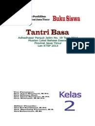 Rpp bahasa jawa kelas 3 s.i pokja kec. Basa Jawa Kelas 2 Pdf