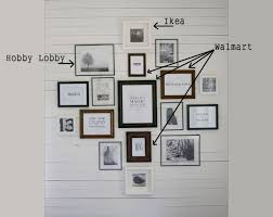 Wall Groupings
