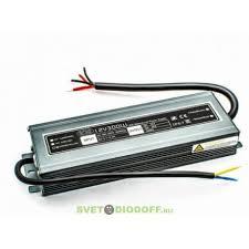 <b>Блок питания</b> уличный узкий Mini LPS--12V, 300Вт (12V, 25A ...