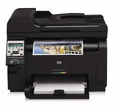 Hp Laserjet Pro 100 Color Mfp M175nw Cartridge Price India L L