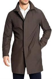 trench coat for boys bonobos asphalt