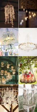 wedding decorations 40 romantic ideas to use chandeliers chandelier centerpiece image