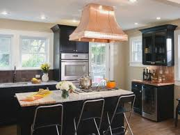 kitchen shaker style black kitchen cabinet and black beadboard