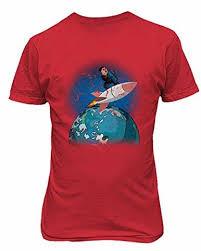 <b>Unisex</b> Augustshirt <b>New Novelty</b> Shirt Rocket Man Shirt North Korea ...
