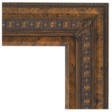 wood picture frames. S-576-WAL (width 3 3/8\ Wood Picture Frames