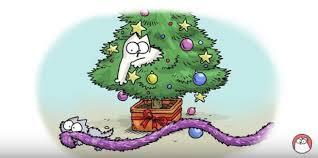 """Résultat de recherche d'images pour """"simon's cat christmas"""""""