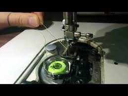 Sewing Machine Will Not Pick Up Bobbin Thread