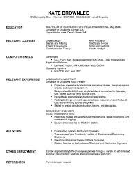 Sample Broadcast Technician Resume Magnificent Custom Essay Company Multidisciplinary Program In Education