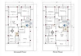 40x60 house plan 5bhk best duplex