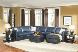 Leather Sectional Living Room Leather Sectional Sofa Chic Ushaped Sectional Sofas You Must Have