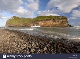 The geological coastal formation known as 'Hole in the Wall' on the Stock  Photo - Alamy
