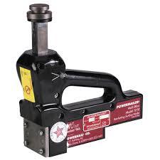 powernail 16 gauge manual hardwood floor ratcheting surface nailer
