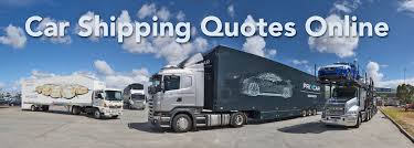 Car Shipping Quote