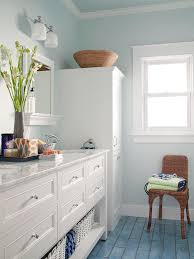 Half Bathroom Remodel Ideas Adorable Small Bathroom Color Ideas Better Homes Gardens