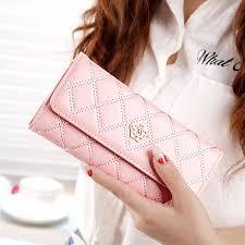 <b>Korea Fashion</b> Diamond Metal Crown Three <b>Fold lady</b> wallet ...