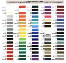 Isuzu Colour Chart 46 Proper Nissan Colour Chart