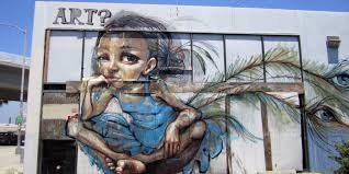 on wall mural artist los angeles with your handy guide to the best street art in los angeles huffpost