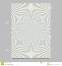 Retro Abstract Explosion Flyer Template Poster Background